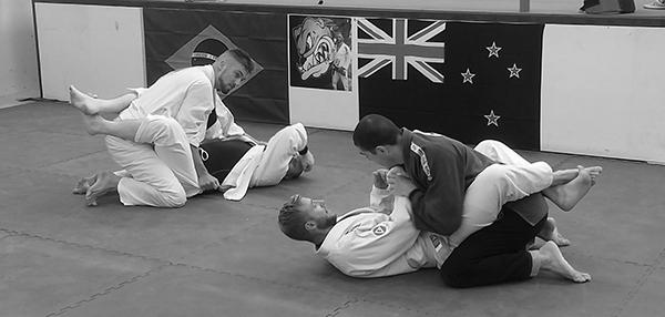 Carlson Gracie Brazilian Jiu Jitsu-Woolston – Sitnarong